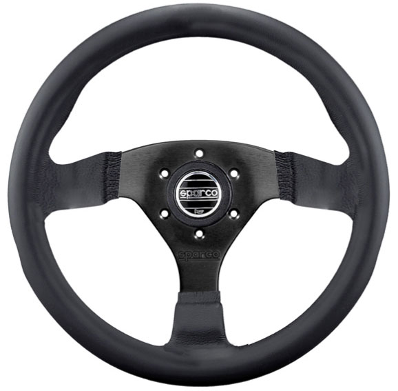 Sparco Strada Steering Wheel (350mm)