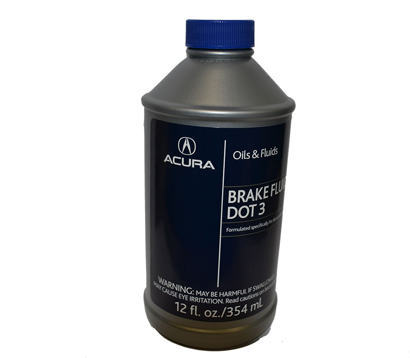 Honda/Acura Brake Fluid DOT3