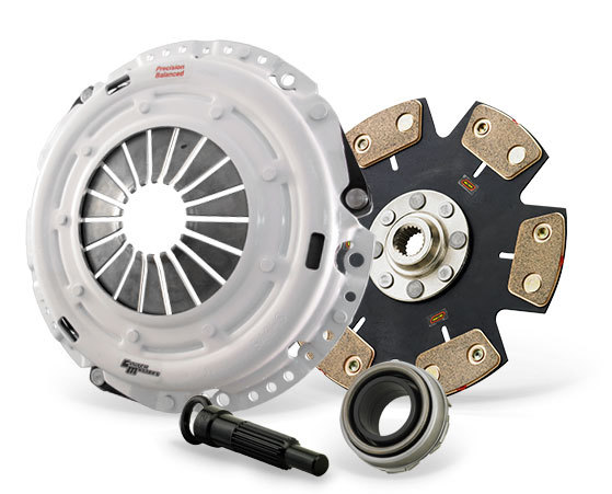 Clutch Masters 94-01 Integra FX500 Clutch Kit: 6 Puck