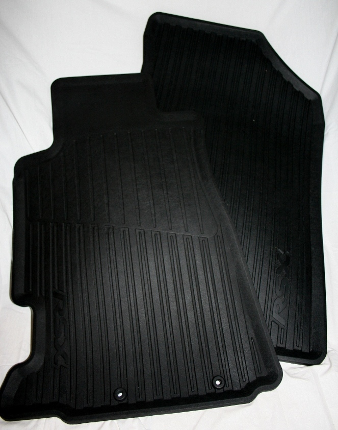 Acura 02-06 RSX All Season Front Floor Mats