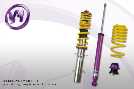 KW 11-12 CRZ Variant 1 Coilovers
