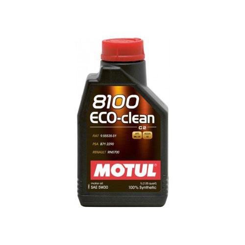 Motul Synthetic 8100 Eco Nergy 5w30 Engine Oil 1 Quart