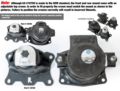 Fit 03-07 Honda Accord V6 /& 04-08 Acura TL Thermal Throttle Body Gasket