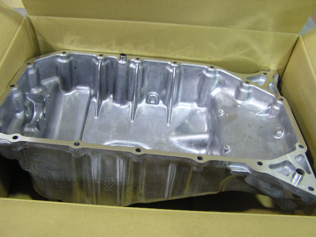 Honda OEM Oil Pan
