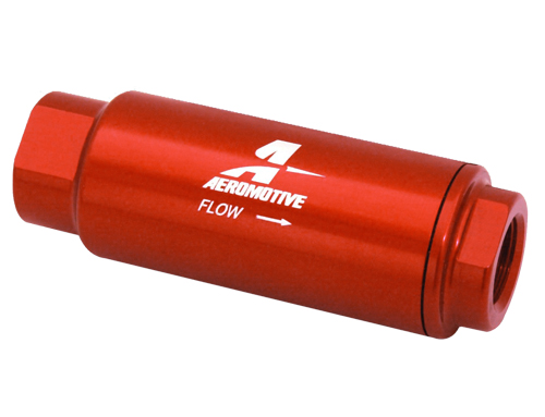 Aeromotive SS Series 100 Micron Fuel Filter