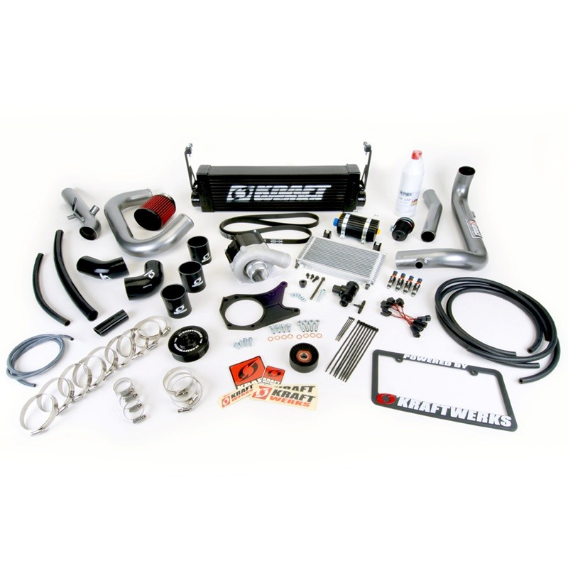 Kraftwerks 06-11 Civic R18 Black Series Supercharger Kit