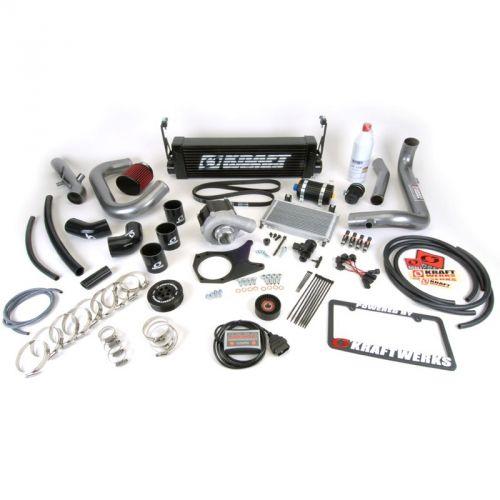 Kraftwerks 06-11 Civic 1 8L Black Series Supercharger Kit w/ Hondata  FlashPro