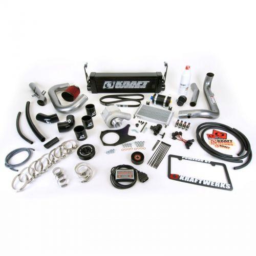 Kraftwerks 06-11 Civic 1 8L Supercharger Kit w/ Hondata FlashPro