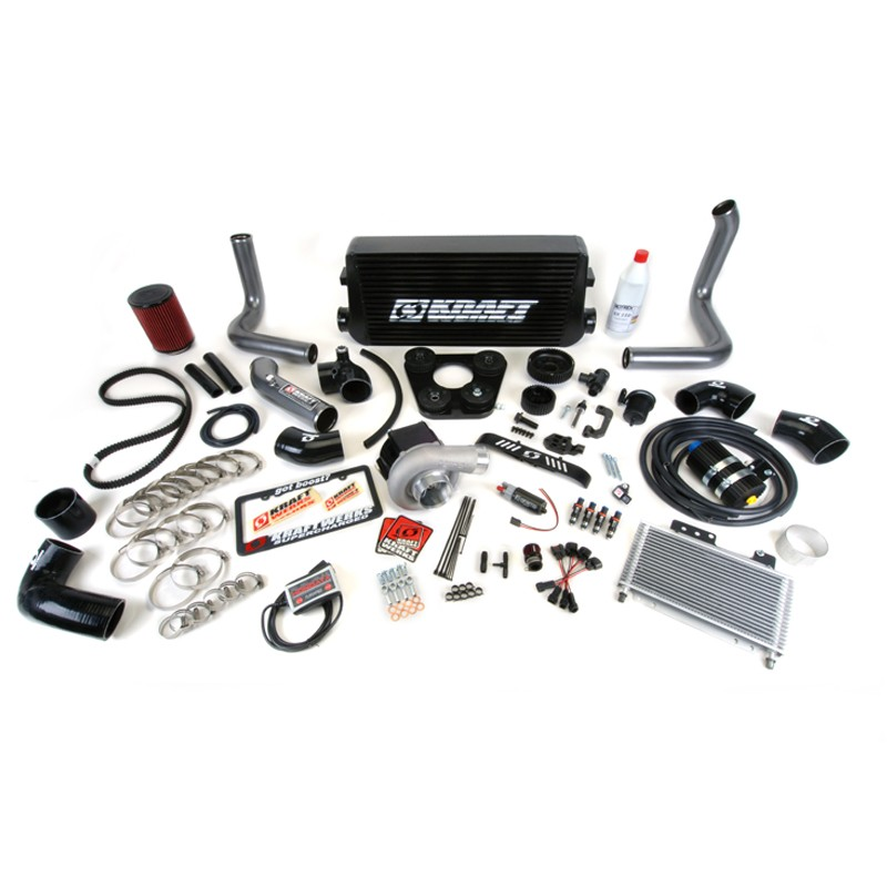 Kraftwerks 06-09 S2000 Black Series Supercharger Kit w/ Hondata Flashpro