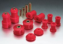 Energy Suspension 02-06 RSX Rear Trailing Arm Bushing: Red
