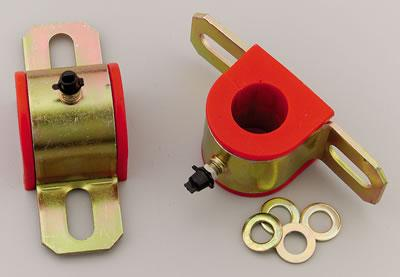Energy Suspension 25mm Sway Bar Bushings: Red