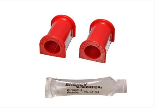Energy Suspension 02-04 RSX 19mm Red Sway Bar Bushings-A1