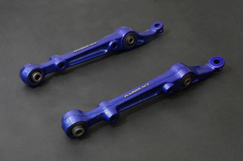 HardRace Front Lower Control Arm: Blue