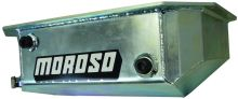 Moroso 02-06 RSX Type-S Baffled Oil Pan