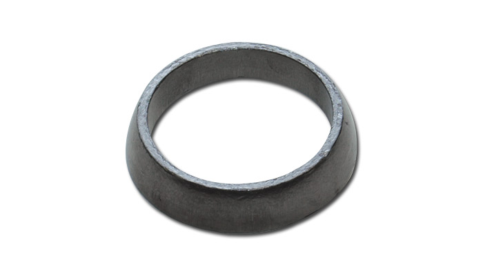Vibrant Performance Graphite Exhaust Donut Gasket: 2.5'' I.D.