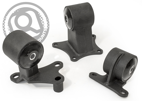 Innovative 90-93 Accord EX Auto To Manual Conversion Motor Mounts: 75A