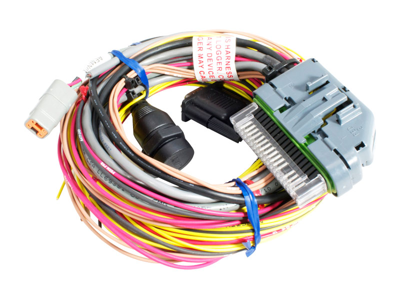 "AEM AQ-1 96"" Flying Lead Wiring Harness"