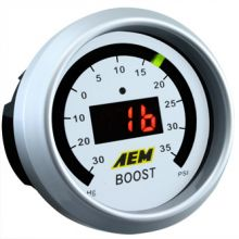 AEM Digital Boost Gauge (30-35PSI)