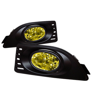Spyder Foglight Kit: Yellow