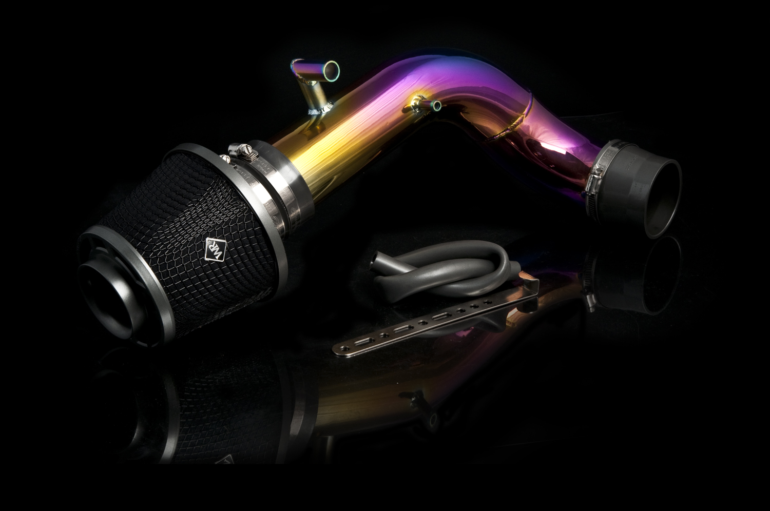 Weapon R 02-06 RSX Type-S Limited Edition Neo Titanium Secret Weapon Intake