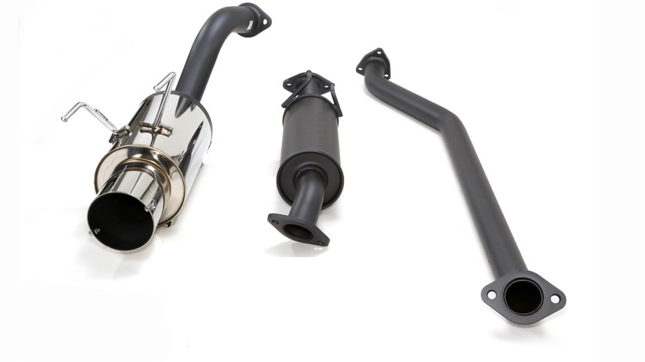 HKS Hi-Power Cat-Back Exhaust