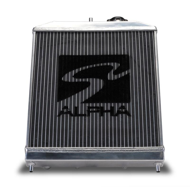 Skunk2 Alpha Series Half-Size Radiator