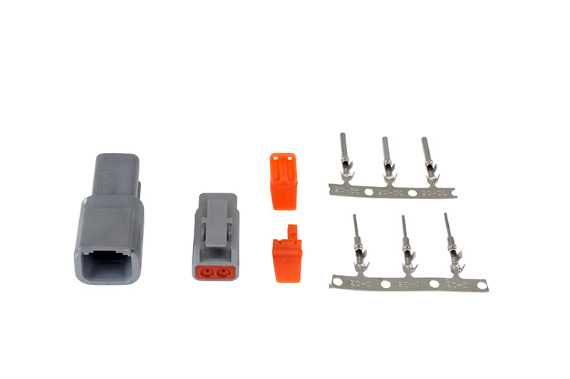 AEM Electronics DTM-Style 2-Way Connector Kit