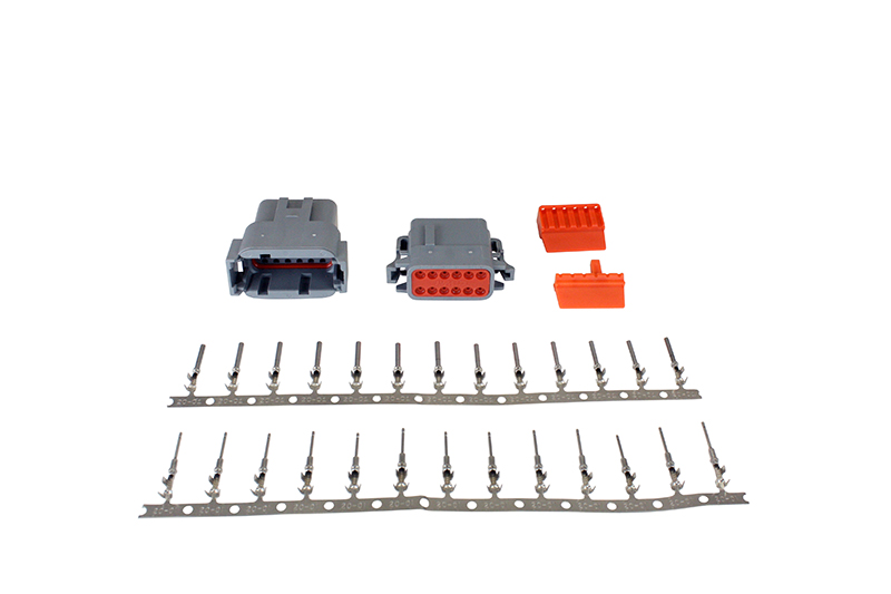 AEM Electronics DTM-Style 12-Way Connector Kit
