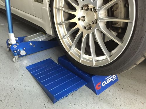 Cusco Jack Assist Ramp Set-A3