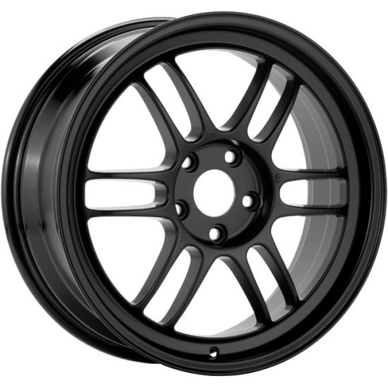 Enkei RPF1 Black Wheel: 18x8.5 +30