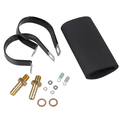 Walbro 190lph In-Line Fuel Pump Installation Kit