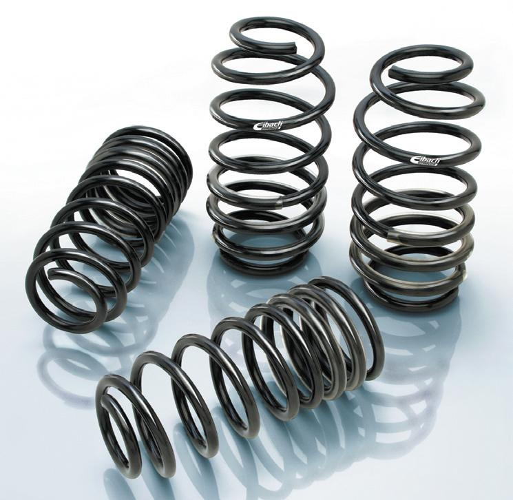 Eibach 13-15 ILX / 12-15 Civic Si Pro-Kit Lowering Springs