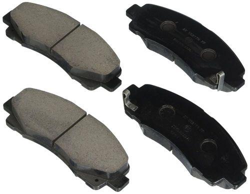 Honda Brake Pads >> Honda Oem 17 18 Civic Type R Front Brake Pad Set