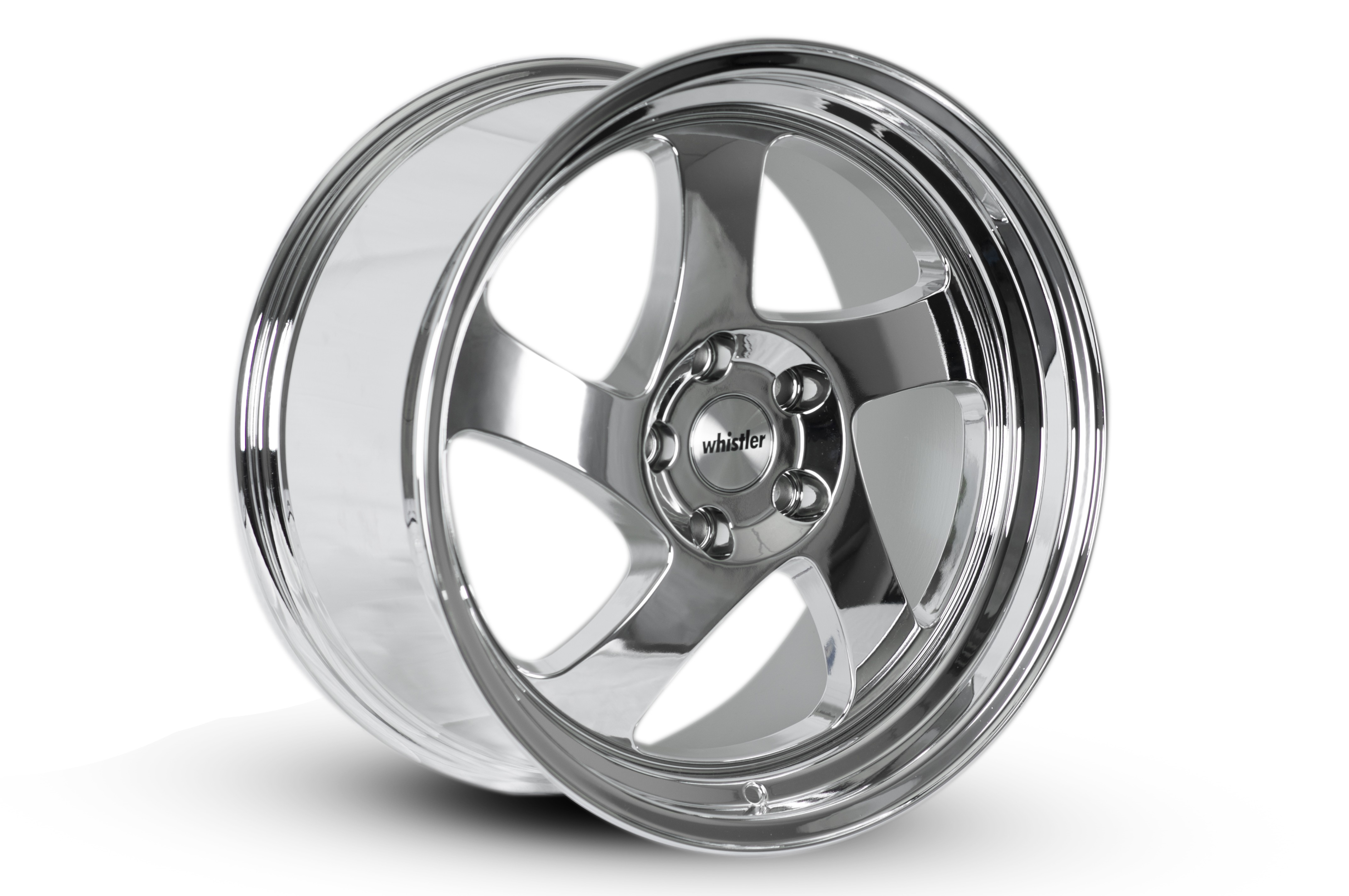 Whistler Wheels 18x9.5 KR1 Chrome: +35mm
