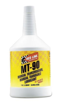 Red Line MT-90 Transmission Oil: Quart