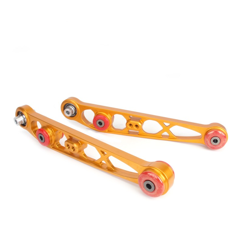 Skunk2 Gold Anodized Ultra Series Rear Lower Control Arms