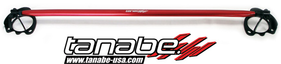 Tanabe 02-06 RSX Sustec Front Strut Bar