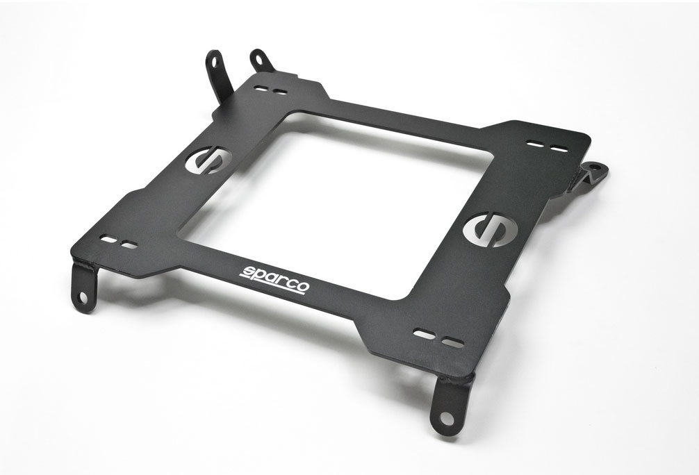 Sparco Seat Base Passenger Side: Honda Civic