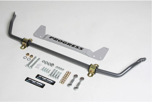 Progress 02-06  RSX / 02-03 Civic Si 24mm Rear Sway Bar: Adjustable-A1