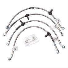 Russell 06-11 Civic Si Performance Stainless Brake Lines