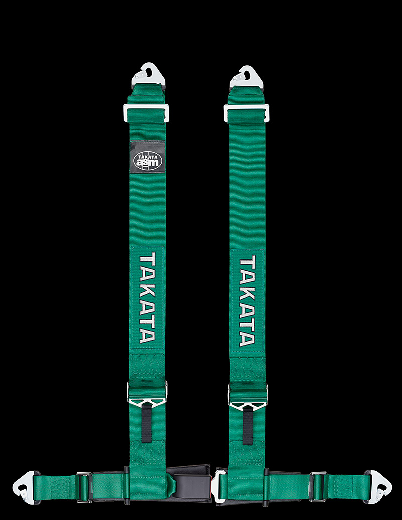 Takata Green Drift III Snap Harness