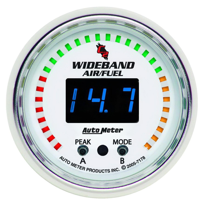 Autometer Air Fuel Gauge Wiring Diagram