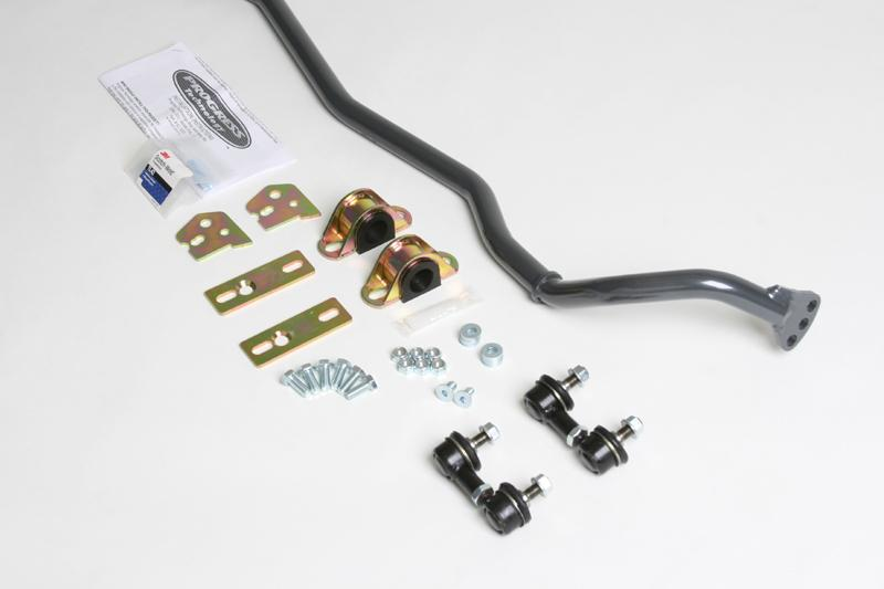 Progress 06-15 Civic 24mm Adjustable Rear Sway Bar