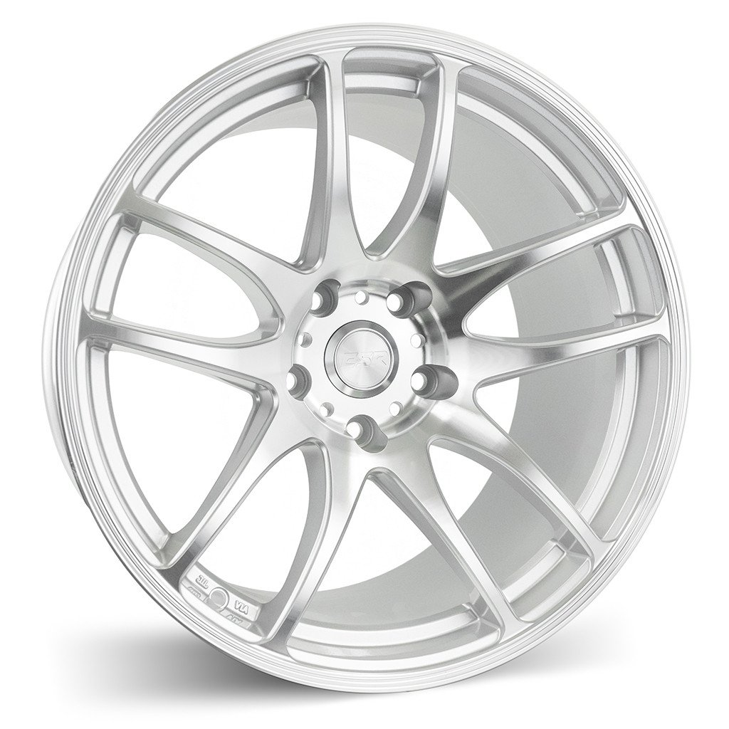 ESR SR08 Machine Face 17x8.5 5x114.3 30 Offset Wheel