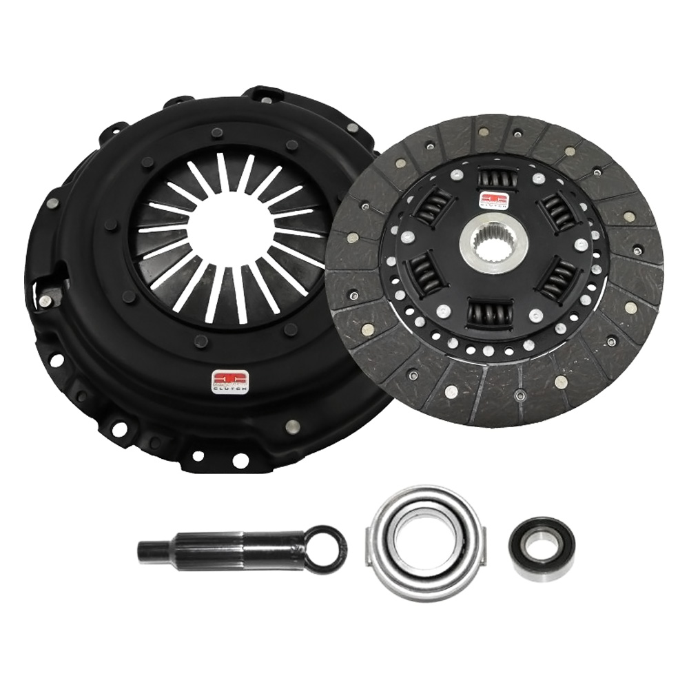 Competition Clutch 94-01 Integra Stage 2 Kit: Brass Plus Rigid