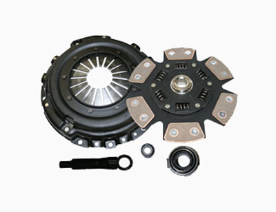 Competition Clutch 94-01 Integra Stage 4 Kit: Rigid