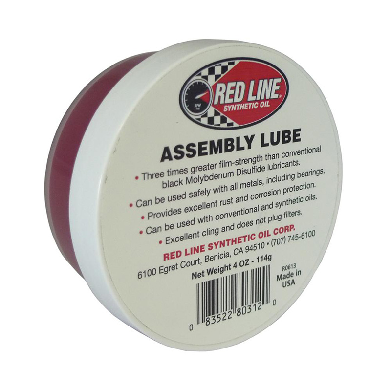 Red Line Assembly Lube 4oz.