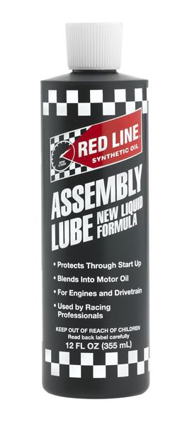 Red Line Liquid Assembly Lube 12oz.