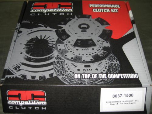 Competition Clutch 02-06 RSX Type-S / 06-11 Civic Si Stage 1.5 Clutch Kit-A2