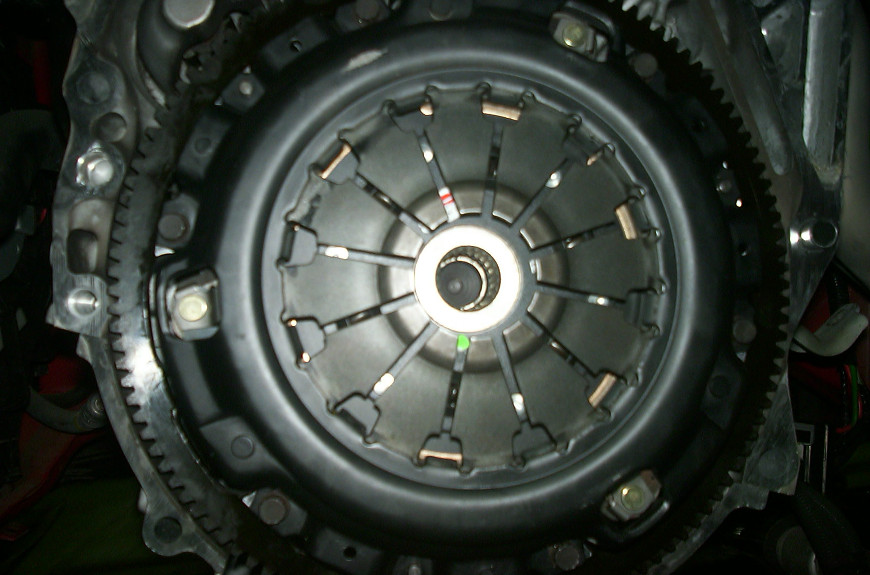 Competition Clutch K-Series Stage 4 Sprung Clutch Kit-A2